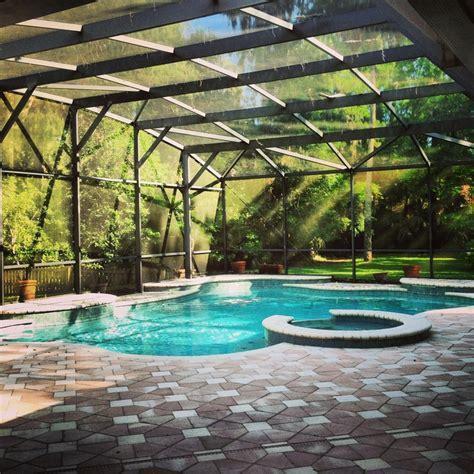 Pool Sunroom Pool In Sunroom Sunrooms And Pools