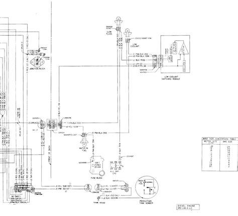 6 2 diesel wiring diagram 1982 c30 6 2 diesel engine wiring diagram gm square