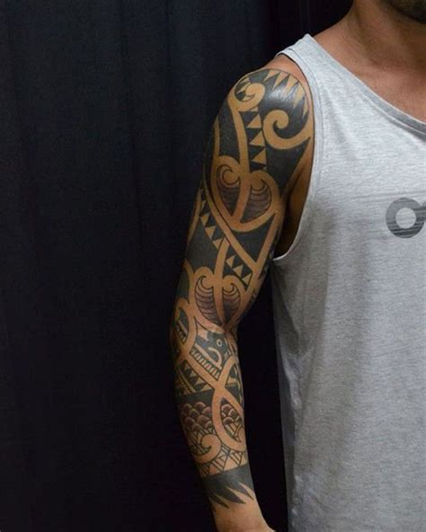 125 tribal tattoos for men with meanings amp tips wild