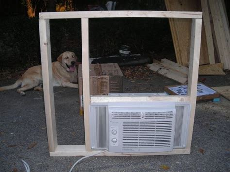 dog house with air conditioner 25 best ideas about dog house air conditioner on