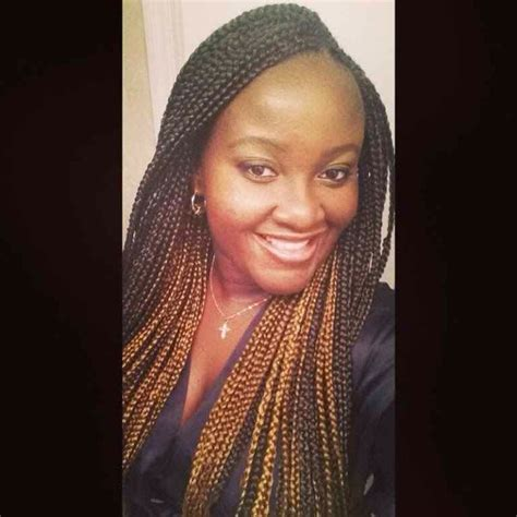 pics of box braids with color box braids with color in the back hairstyles pinterest