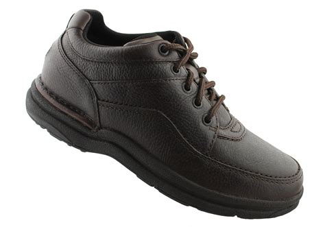 Comforts Of Home Rockport by Rockport World Tour Classic Mens Comfort Wide Fit Walking