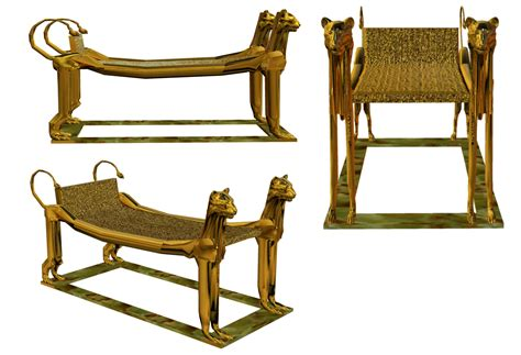 egyptian couch egyptian series tomb couch by sheona stock on deviantart