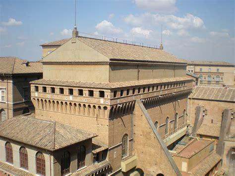Floor Plan Of A Mosque Sistine Chapel Vatican Exterior 1235 World All Details