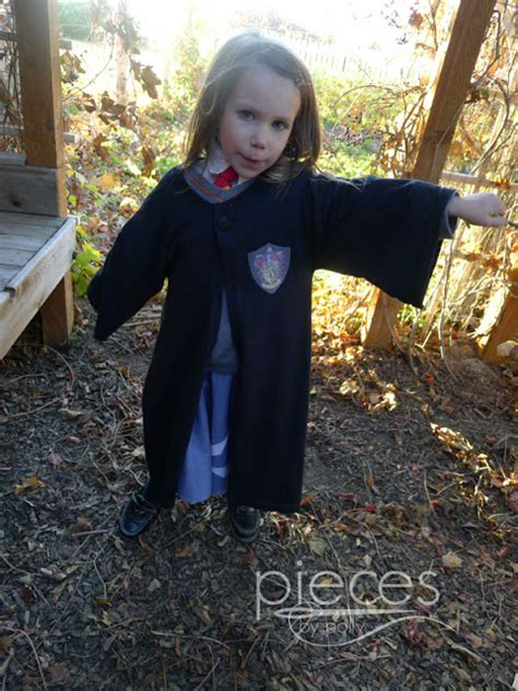 pieces by polly fast and easy diy harry potter robe from a t shirt in 15 minutes diy