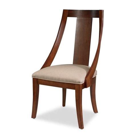 Brown Slipper Chair Somerton Manhattan Slipper Chair In Brown Walnut 419 36