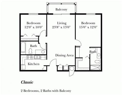 Easy Floor Plan 53 Simple Small House Floor Plans Simple House