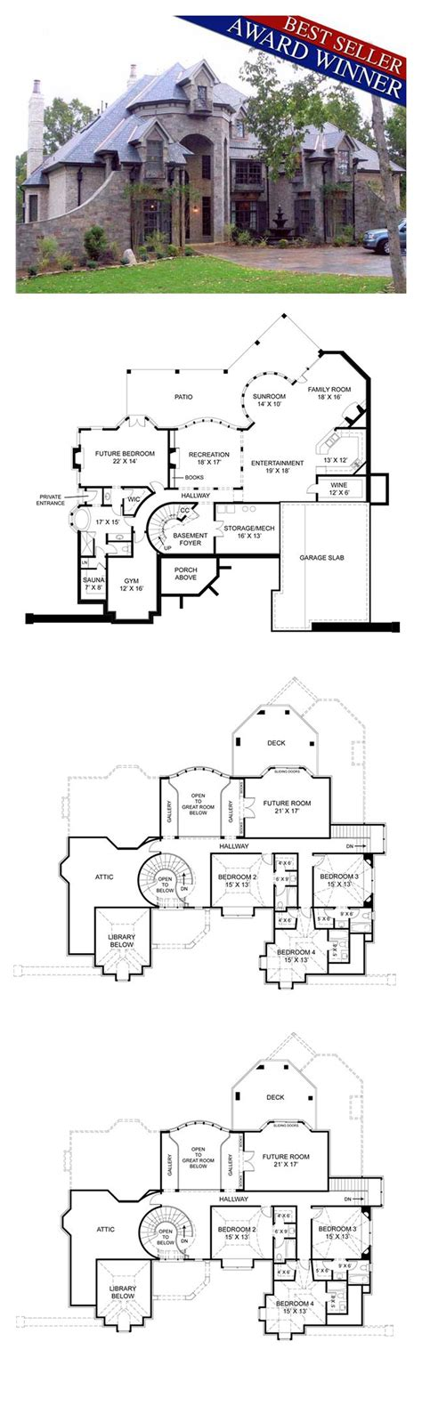 tudor revival floor plans gothic tudor floor plans house pretentious mansion revival
