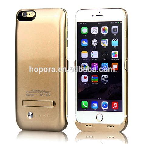 Powercase For Iphone 6 Plus 1 4200mah external charger battery for apple 6 plus