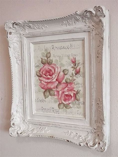shabby chic pictures prints best 25 shabby chic frames ideas on shabby