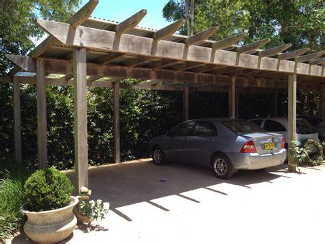 Rustic Carports rustic carport car ports