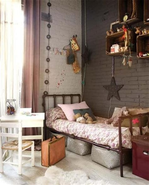 Vintage Girls Bedroom | key interiors by shinay vintage style teen girls bedroom