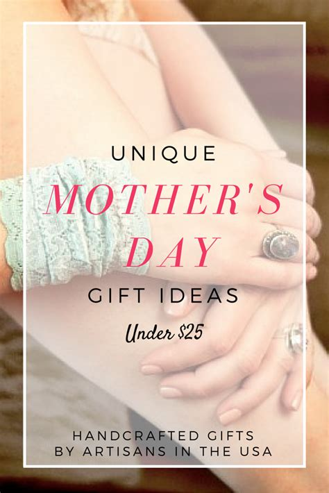 unique mothers day gifts unique mother s day gifts under 25 aftcra blog