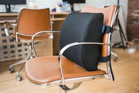 lumbar pillow for chair the best lumbar support pillow reviews by wirecutter a