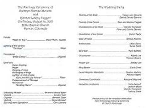 wedding renewal program party invitations ideas