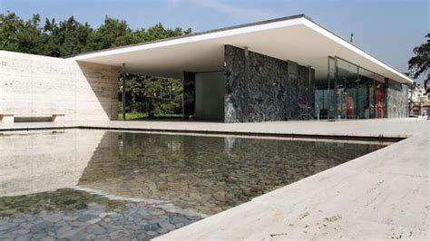 pabellon definition bbc culture why the barcelona pavilion is a