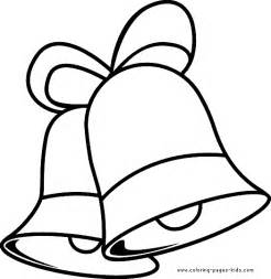 bell coloring pages bells color page coloring