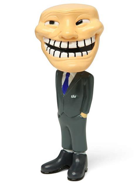 Meme Figurines - trollface figurine