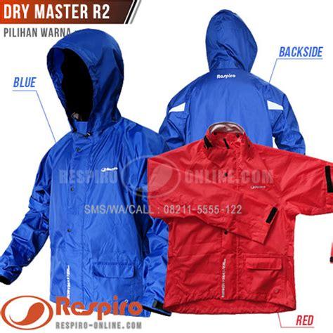 Kelebihan Jaket Respiro Dibandingkan jas hujan respiro master raincoat flagship terbaik