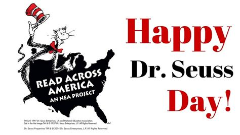 Day Dr happy seuss day