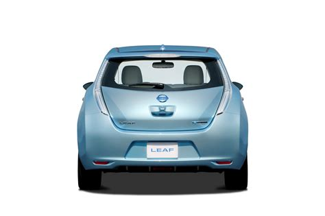 nissan leaf electric vehicle pricing releases
