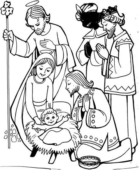 dibujos navideños para colorear portal belen dibunos para colorear fotos dibujos nacimiento y estrella