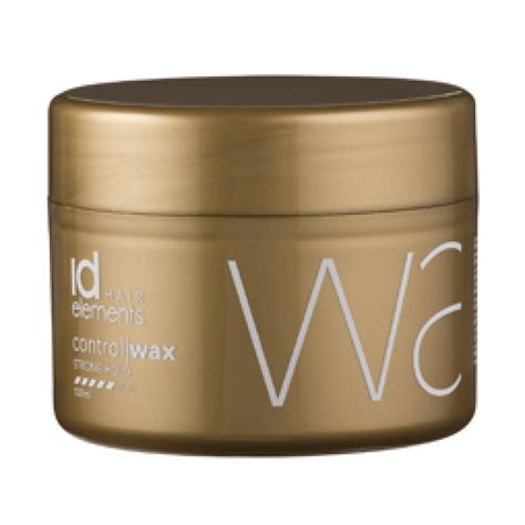 Id Hair by Id Hair Elements Gold Wax Strong Hold 100 Ml
