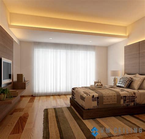 bedroom false ceiling cove lighting singapore landed