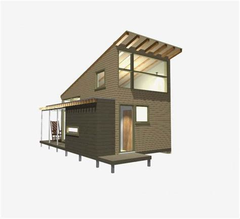 modern tiny house designs modern small house design loft and huge windows by new avenue homes designed to be