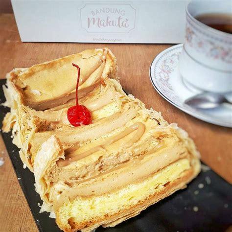 Bandung Makuta Cake Cheese 7 oleh oleh khas daerah kekinian buatan para artis indonesia nibble
