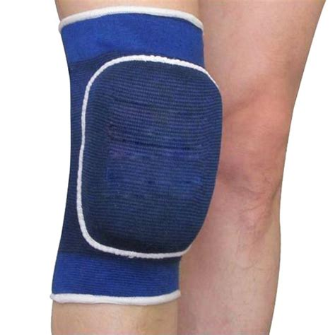 Ams Sport Knee Support Flypower sponge knee wrap support brace football basketball athletic sport knee protection pad elastic 88