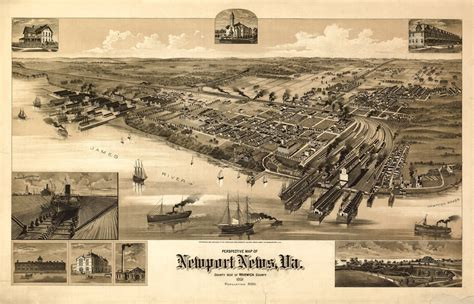 news va about historic north end huntington heights in newport