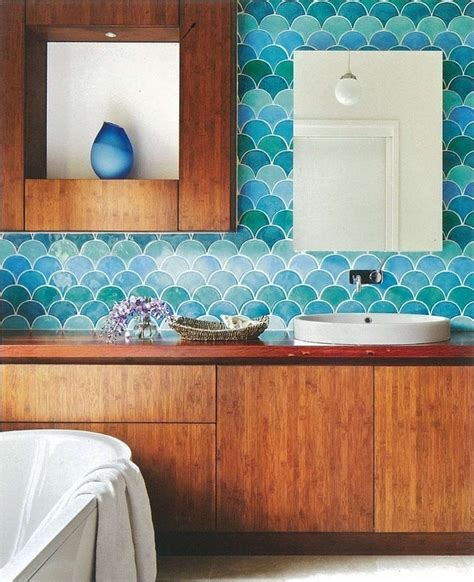 colorful bathroom tile splashy ceiling tiles convention melbourne contemporary