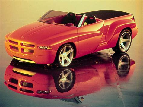 dodge supercar concept 1997 dodge dakota sidewinder concept dodge supercars net
