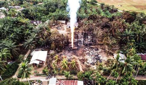 Minyak Lintah Di Aceh skk migas siap bantu atasi ledakan sumur minyak di aceh timur divianews