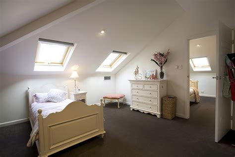 converting attic into bedroom beautiful attic conversions living space attic group