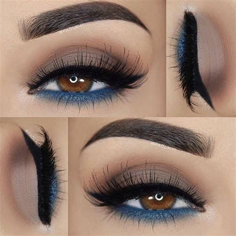 what colors make up blue best 25 navy blue eyeliner ideas on blue