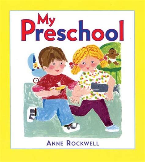 my picture book get ready for the day of preschool with picture