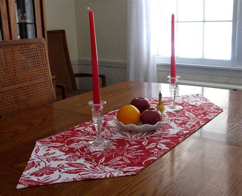 valentines day table runner made s day 42 table runner