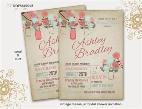 country rustic jar bridal shower invites 2 rustic bridal shower invitation jar bridal shower invitation country bridal shower
