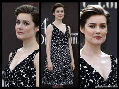 4 megan boone opens up about the blacklist favorite megan boone at the blacklist photocall at 54th monte carlo