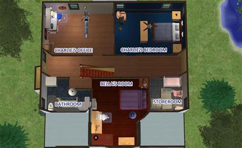 twilight cullen house floor plan mod the sims swan house from twilight furnished and