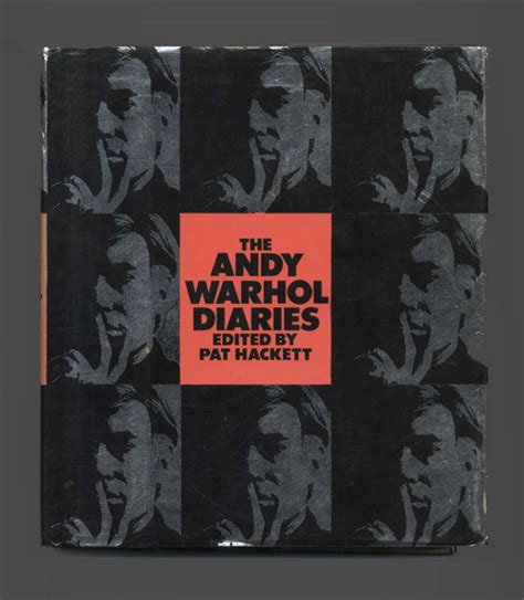like andy warhol books the andy warhol diaries pat hackett books tell you why