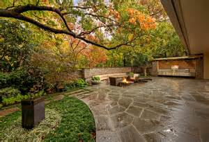 mid century modern landscaping mid century modern residence garden midcentury