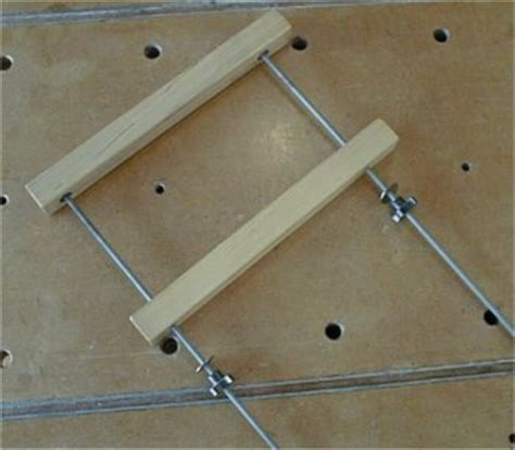 popular woodworking wedge clamp plan
