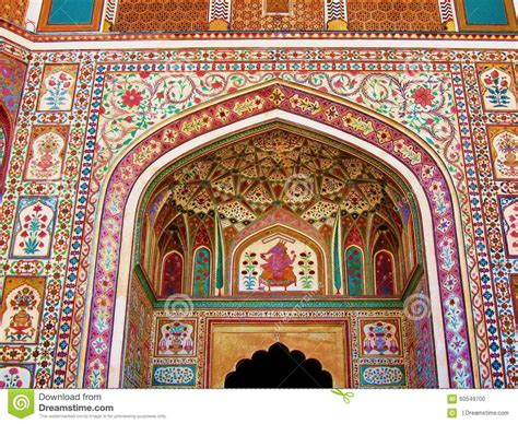 wallpaper for walls price in jaipur india architecture colorful wall mural painting stock