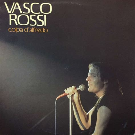 vasco colpa d alfredo colpa d alfredo by vasco lp with alexandra66 ref