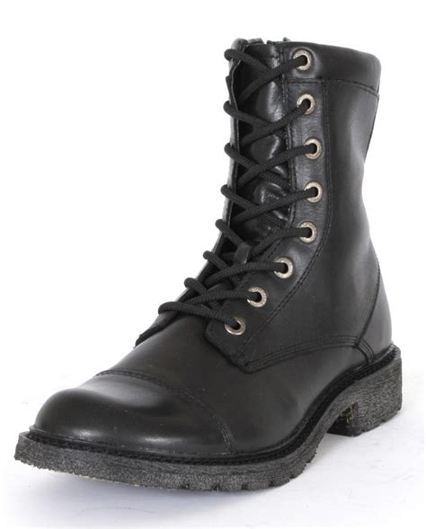 durango 174 s chicago 8 quot black lace up boots fort brands
