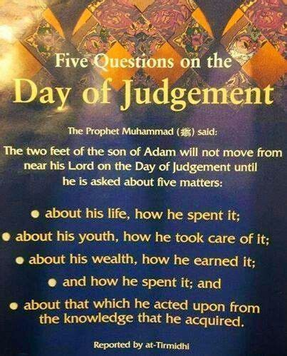 reality of day in islam quotes about judgement day quotesgram