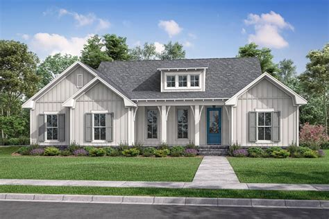 story  american country house plan hz